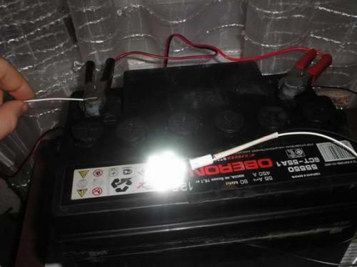 Страница 1 из 2 - Мигает Свтодиодная Лампа - опубликовано в Питание LED и источников света: Добрый день.
