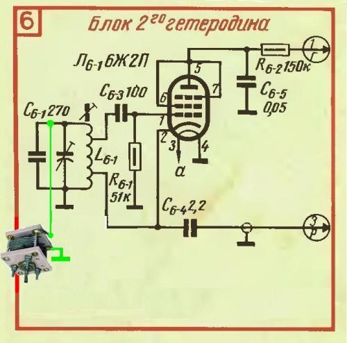 Схемы второго гетеродина