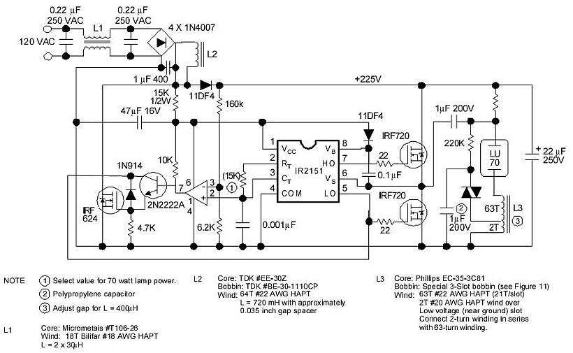Схема балласта светильника wr 14 t5