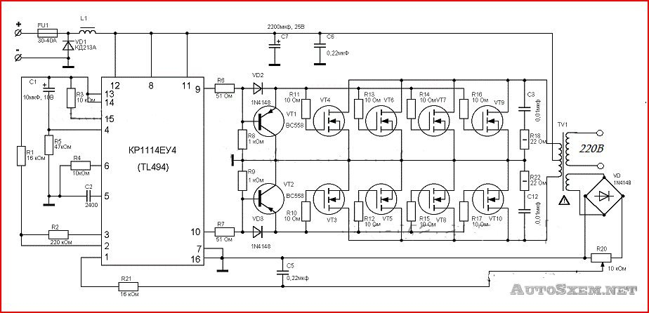Питание светодиода от одной батарейки | Электрические схемы