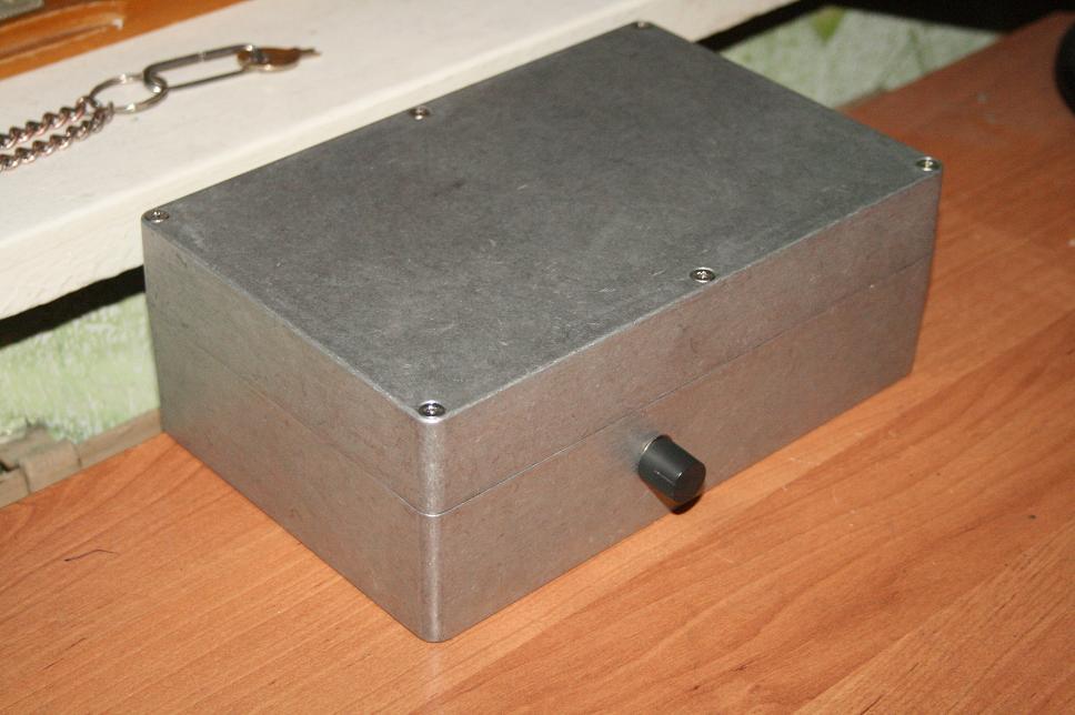 Как изготовить корпус для радиоаппаратуры своими руками