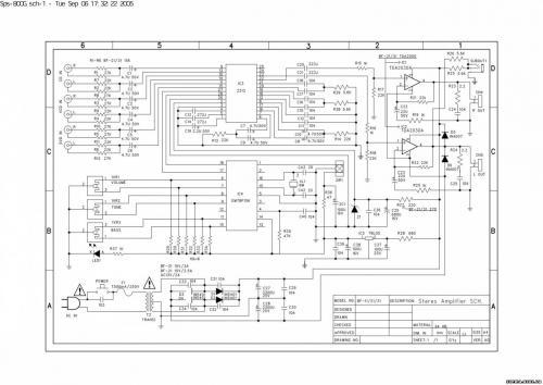 Помогите Со Схемой Sven Bf-11 2.0, 2X18 Вт - опубликовано в Для начинающих: Товарищи хочу собрать такии колонки, если...
