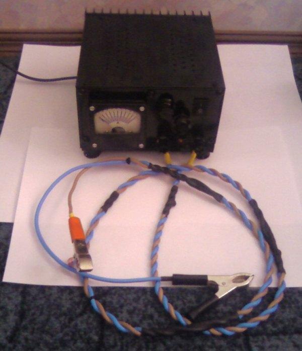 Самодельные зарядные автомобильное зарядное устройство