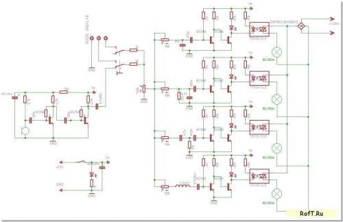 Фильтры Цму Подсобите Плиз - опубликовано в Световые эффекты и LED: собрал цму на 4канала и оболдел от разделения...