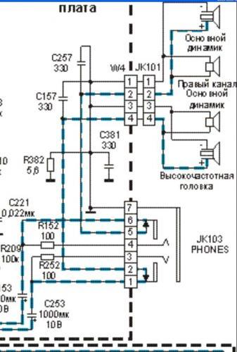 Страница 1 из 2 - Селектор Входов Усилителя Без Щелчков - Как ? - опубликовано в Песочница или Вопрос-Ответ...