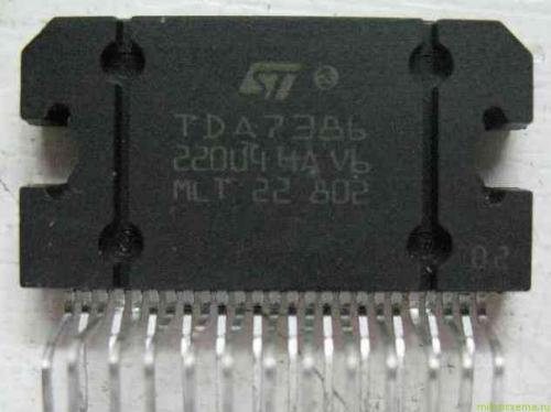 Все приведенные далее технические характеристики усилителя мощности на TDA7386 заявлены...