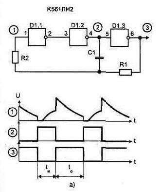 3-инверторный генератор на