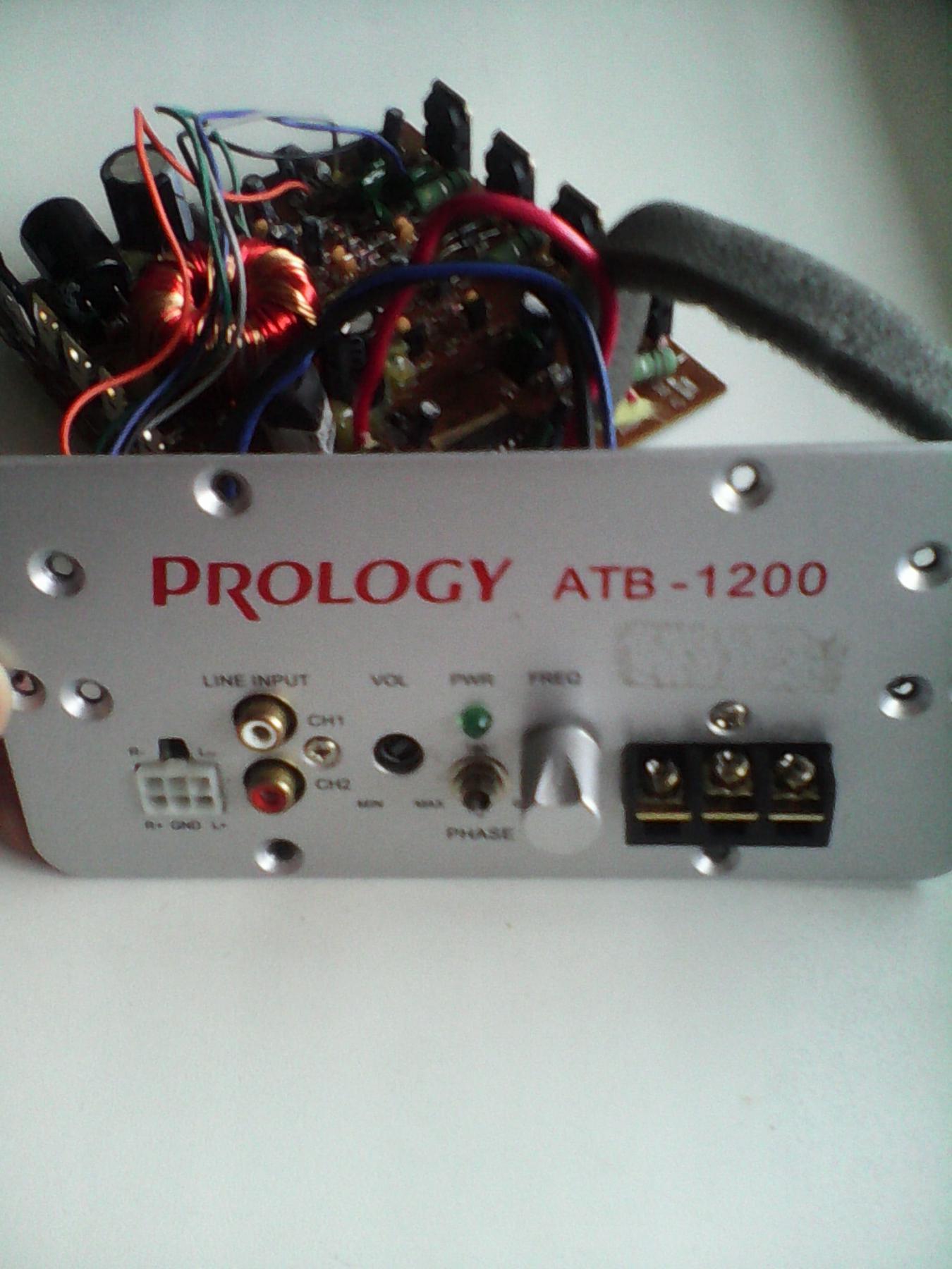 prology atb-1200 схема