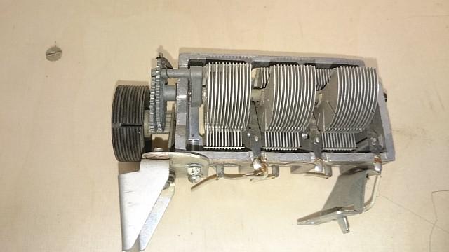 УКВ передатчик 3840МГц с АМ и ЧМ на лампах ГУ32 6Ж8
