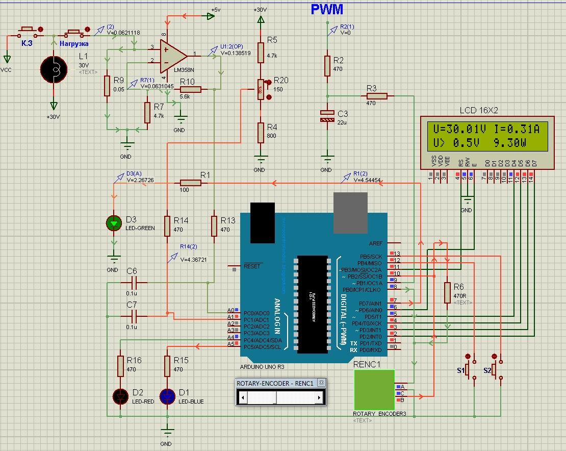 Rotary Encoder Tutorial with Arduino Code - YouTube