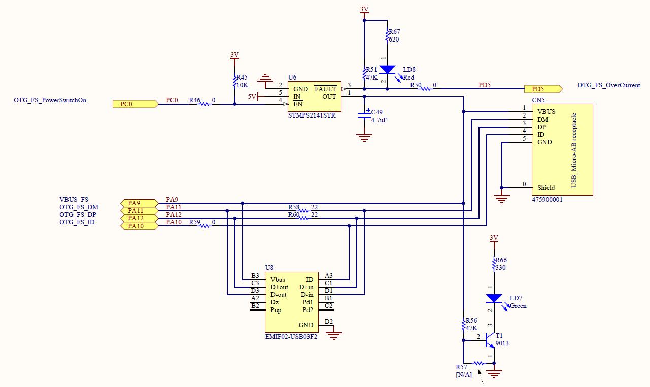 Схема usb соединений