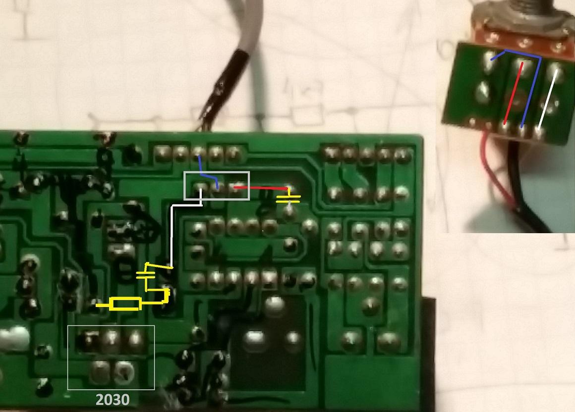 схема усилителя на d882p и b772p