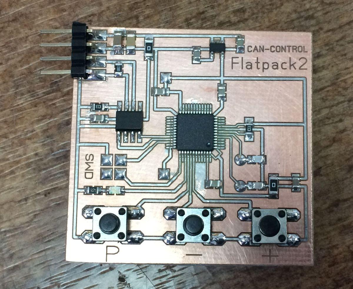 Flatpack 1500 48v схема