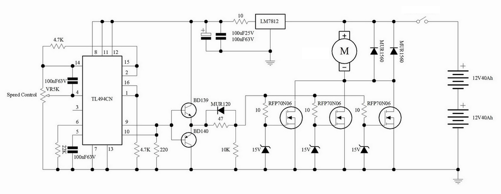 50A DC Motor Controller Schematic 494.png