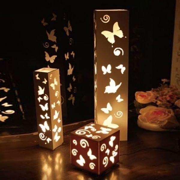 Ночная лампа сделать