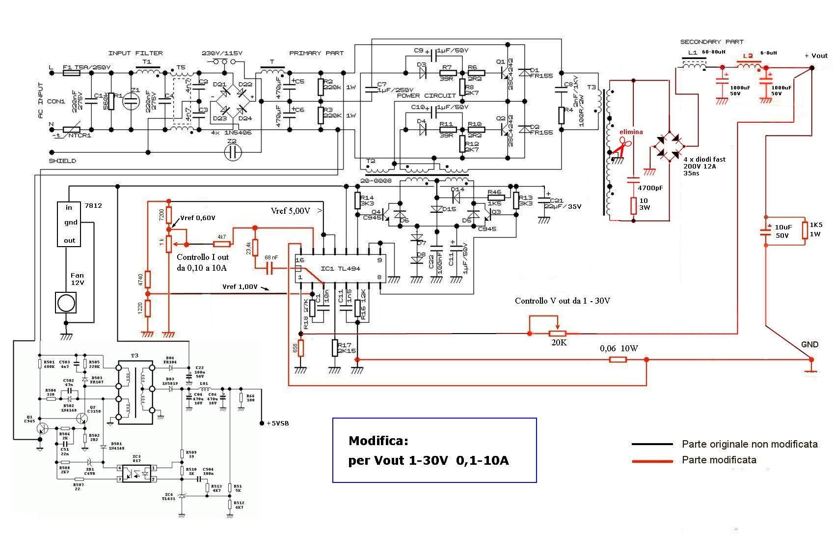 iso-450pp переделка в зарядное
