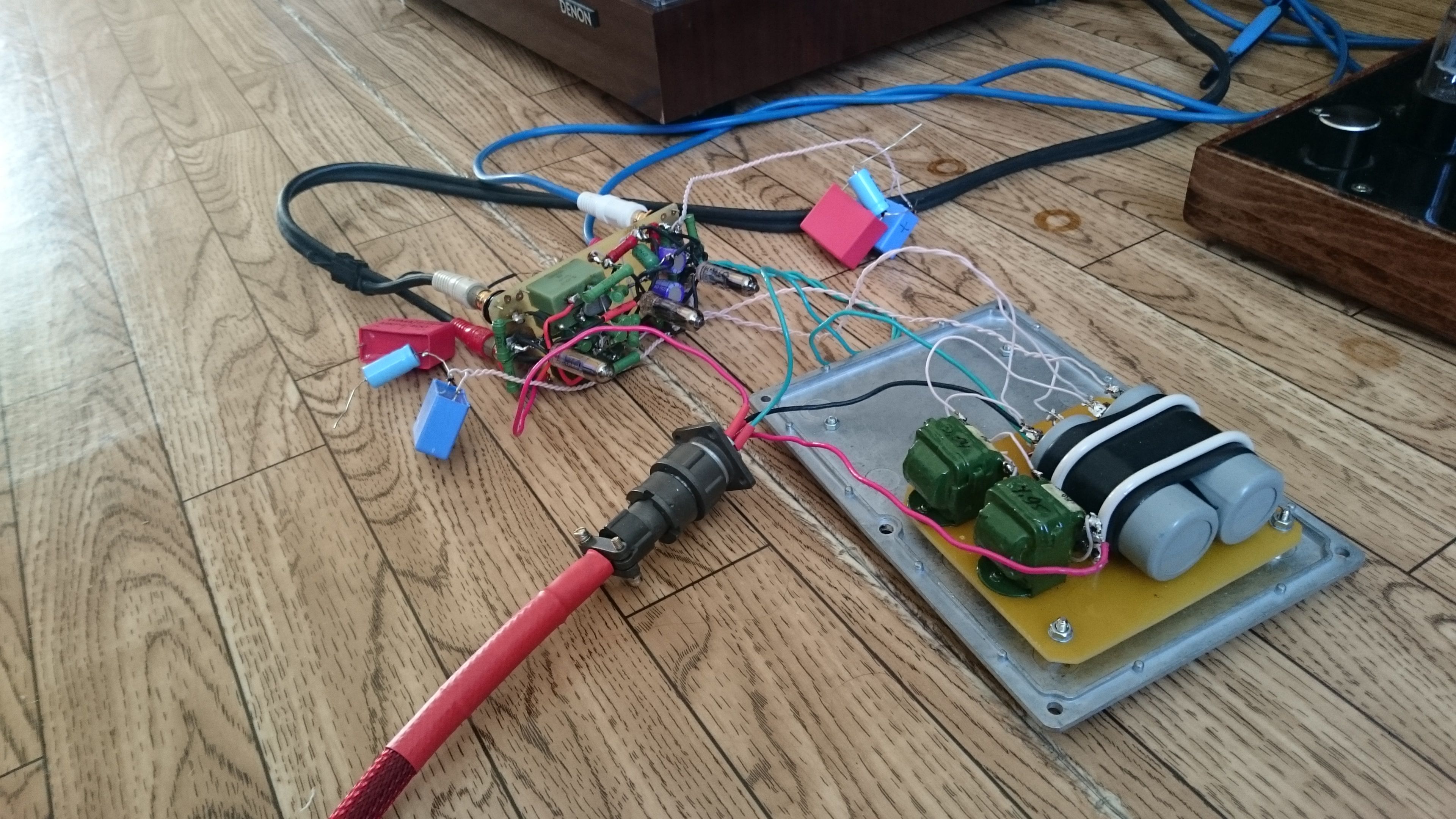 схема вч генератора на нувисторе