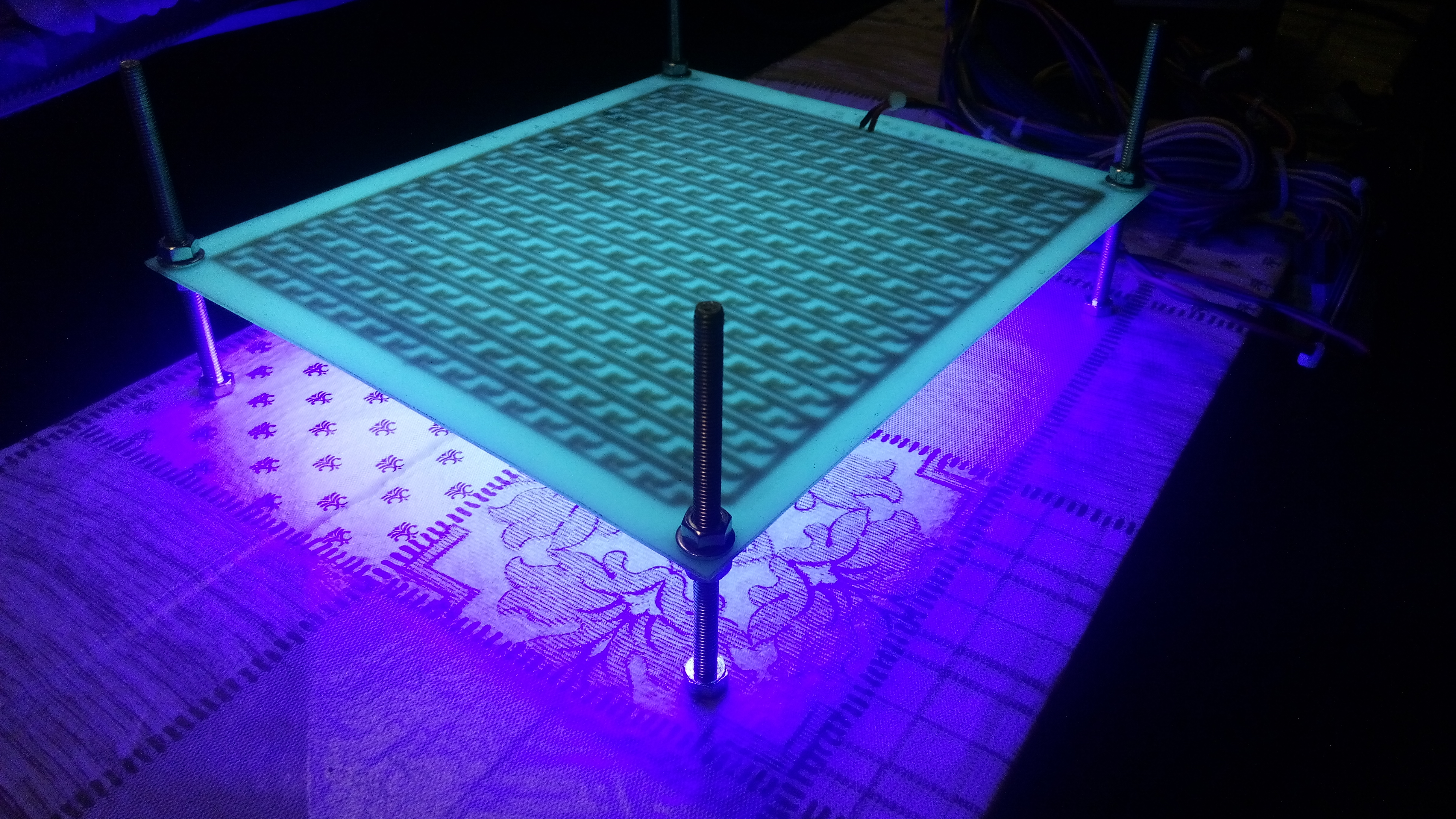Устройство для засветки фоторезиста своими руками 93