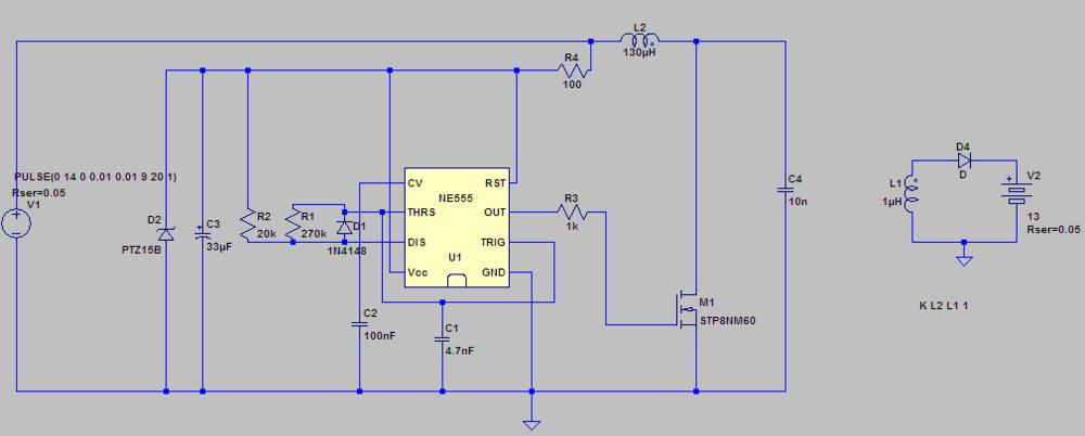 Беспроводная зарядка для телефона своими руками схема на 555 89