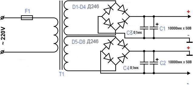 Для узч оптимально по демпфированию колонок будет режим прямой связи их с усилителем, связь протекает по постоянному то.