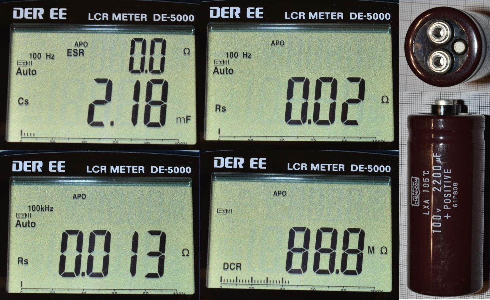 Lcr meter der ee lcr meter manufacturer.