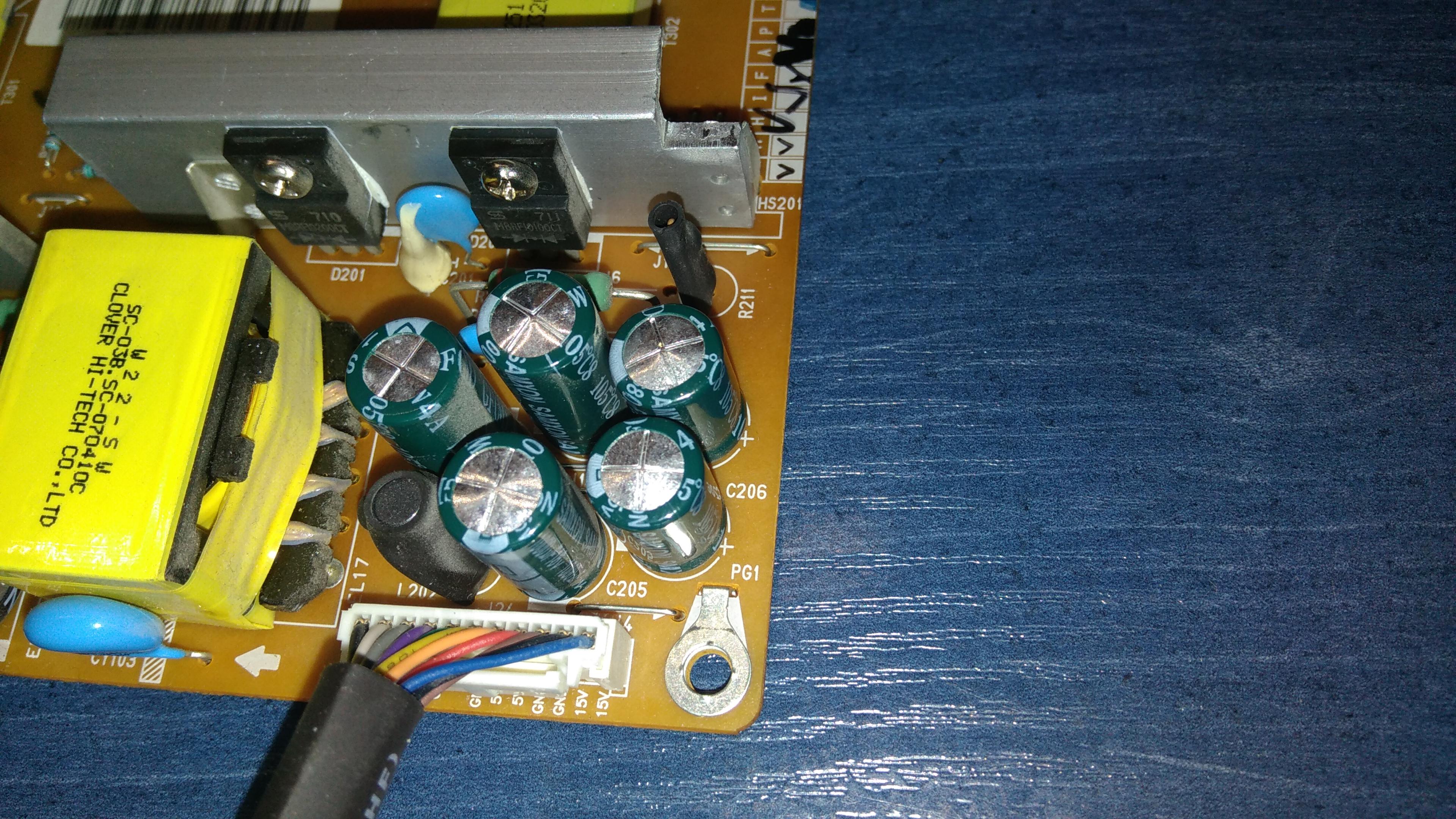 схема инвертора pllm-m602a