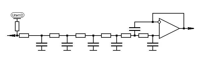Фильтр Баттерворта 6 порядка.jpg