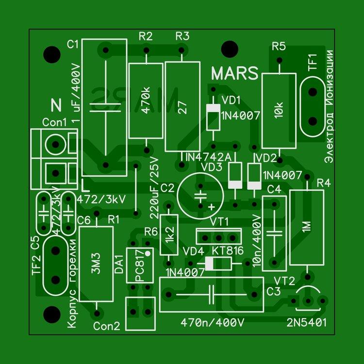 Контроль наличия пламени на PC817 шелкография.JPG