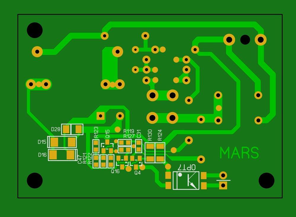 Контроль наличия пламени (Ионизация)Demrad Atron H24-H28 Плата 3.JPG