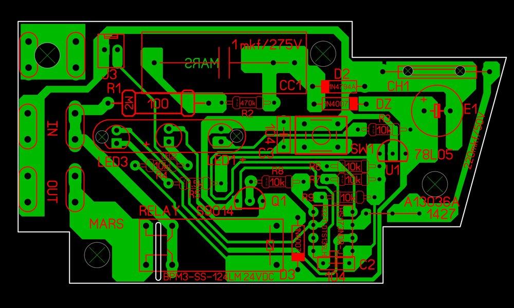 Вектор ВКД-3Р Реле давления с защитой по сухому ходу плата 2.JPG