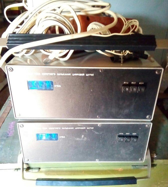 Измеритель тока Щ41160 бу, есть провода, 2шт по 4000р.jpg