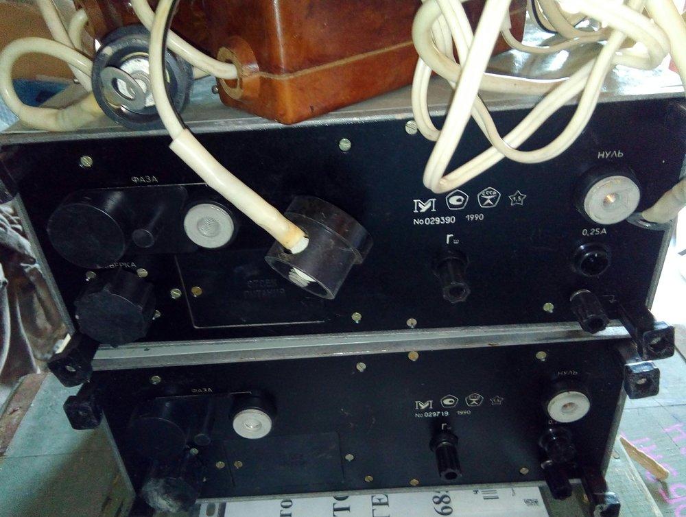 Измеритель тока Щ41160 бу, есть провода, 2шт по 4000р (2).jpg