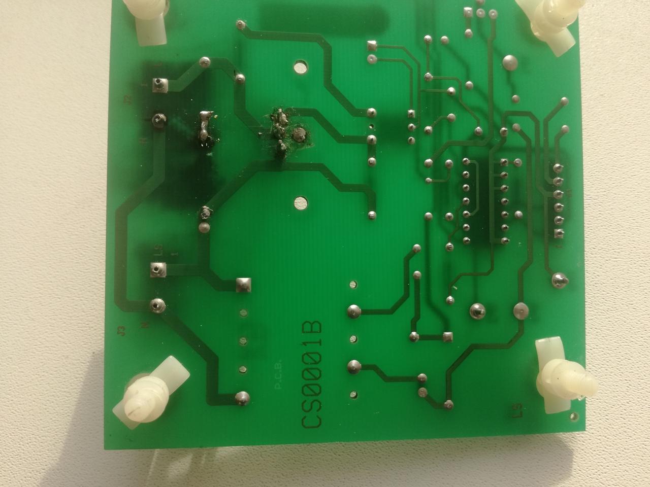 будущей осенью почему в септике постоянно горит резистор фото служил