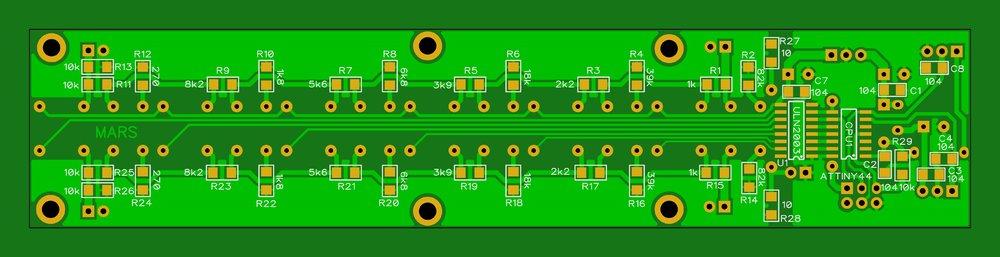 Регулятор громкости Никитина ATtiny44A плата4.JPG