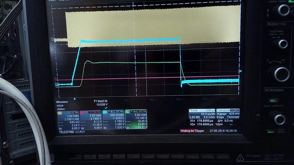 синий-ЦАП, зеленый-ток по поясу, фронт настроен на 30мкс.jpg
