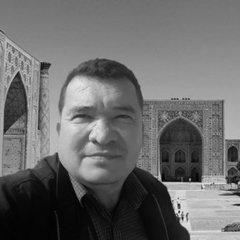 Azizbek Khudayberdiev