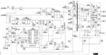 Принципиальная схема импульсного блока питания (ИБП) показана на рис.1. Мощность, отдаваемая в нагрузку...